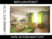 Дизайн интерьера для кафе,  ресторанов