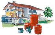 Монтаж  и подбор оборудования систем водоснабжения и отопления.