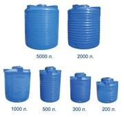 Емкости,  резервуары для полива