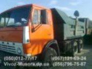 Вывоз мусора после ремонта  автомобилем Газель-Дуэт,  Зил,  Камаз