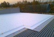 Ремонт мембранной крыши в Новомосковске