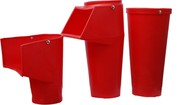 Строительный мусоросброс